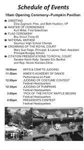 Spring Hope Pumpkin Festival Schedule seymour pumpkin festival home facebook