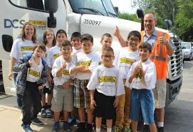 "Pershing School Class ""Adopted"" By J.B. Hunt 