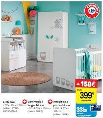 promotion armoire chambre chambre bébé carrefour frais carrefour promotion lit hibou mode ã