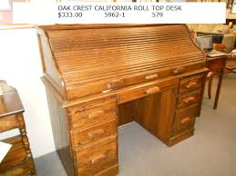 Ethan Allen Roll Top Desk by Oak Crest California Roll Top Desk 333 00 For The Home