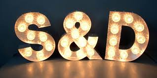 amazing light up letters for coloured light up letters spelling