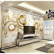 yosot 3d tapete luxus gold weiche tasche