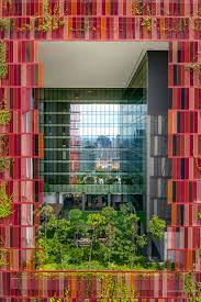 100 Woha Design Patrick BinghamHall KKopter Oasia Hotel