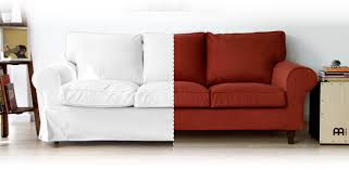 Karlstad 3 Seat Sofa Bed Cover by Replacement Sofa Covers For Any Ikea Sofa Beautiful Custom