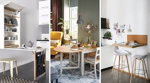 No Space For A Dining Area Try These 4 Table Ideas Small Condos