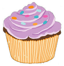 Cupcake Outline Clipart Free Clipart