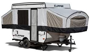 Coachmen RV Clipper Camping Trailers Folding Pop Up Camper
