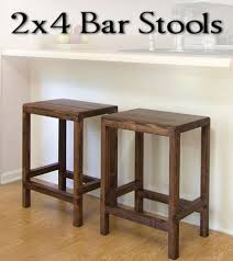Diy Wood Cabinet Plans by Best 25 Diy Bar Stools Ideas On Pinterest Rustic Bar Stools