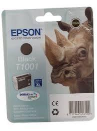 Epson Black Ink Cartridge T1001