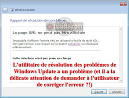 erreur windows update corriger les erreurs de windows update