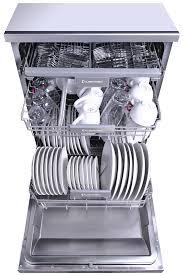 Dishwasher Multi Split Tilt Third Row Cutlery Tray