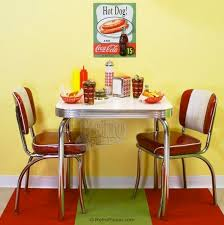 Retro Dinette Set Get Chairs Re Upholstered And Formica Top Redone