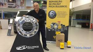 Peças Alliance Truck Parts - YouTube
