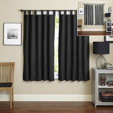 Insulated Window Curtain Liner by Weathermate Insulated Cotton Curtain Panel Pair Free Shipping On