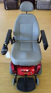 Jazzy Power Chairs Used by Used Medical Supplies U0026 Devices Previously Owned Wheelchairs