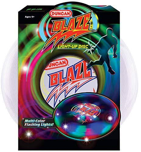 Duncan Blaze Light Up Flying Disc Toy