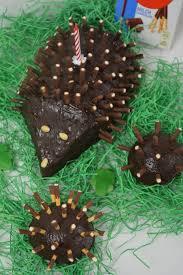 igel kuchen für den kindergeburtstag