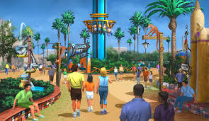 Story of Pantopia revealed as construction continues at Busch Gardens
