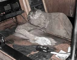 Boat Captains Chair Uk by Mummified Captain Found In U0027ghost Ship U0027 He Sailed In For Seven