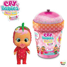 imc toys 2 cdu mit 9 zimmern häuser tutti frutti cry babies magic tears