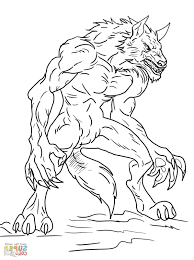 Ben 10 Spider Monkey Coloring Pages Alien Force Spidermonkey Page