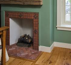 Moravian Pottery And Tile Works History by Moravian Tile Fireplace Interior Remodeling Pinterest Tiled