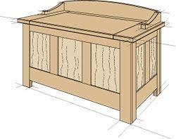 PDF Woodwork Bench Storage Plans Download DIY