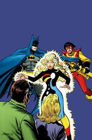 BATMAN AND THE OUTSIDERS VOL 2 HC Written By MIKE W BARR Art JIM APARO ALAN DAVIS DAN DAY BILL WILLINGHAM TREVOR VON EEDEN And Others