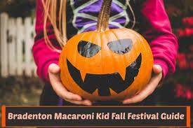 Sarasota Pumpkin Festival by Bradenton Macaroni Kid Fall Festival Guide Macaroni Kid