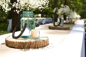 Country Style Table Centerpieces Bracelet Ideas Home Decoration