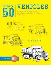 Draw 50 Vehicles: The Step-by-Step Way To Draw Speedboats ... How To Draw The Atv With A Pencil Step By Pick Up Truck Drawing Car Reviews 2018 Page Shows To Learn Step By Draw A Toy Tipper 2 Mack 3d Pickup 1 Cakepins Truck Youtube Cars Trucks Sbystep Itructions For 28 Different Vehicles Simple Dump Printable Drawing Sheet Diesel Drawings Best Of Monster An F150 Ford