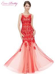 online get cheap red long evening dresses aliexpress com