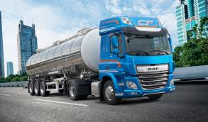 The New CF And XF - DAF Trucks Limited