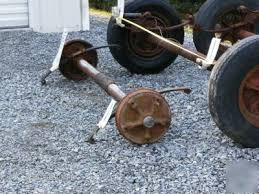 mobile home axles