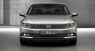 2015 Volkswagen Passat Debuts Fresh European-Model-Only Redesign