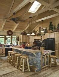 Log Cabin Kitchen Decorating Ideas by Kitchen Posts Tagged Rustic Knobs Amp Witching Cabin Small Log