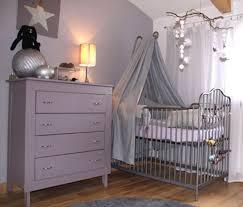 deco chambres bébé couleur peinture pour chambre fille idee photos tendance garcon gris