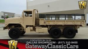 1984 AM General M923 5 Ton Truck Stock #245 Gateway Classic Cars Of ...