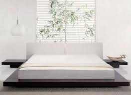 how to dress a platform bed apartment therapy