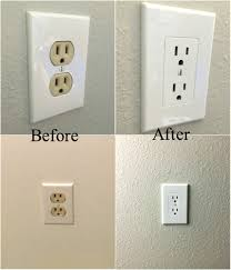Popcorn Ceiling Patch Home Depot by Easy Electrical Outlet Cover Tip To Fix Mismatched Electrical