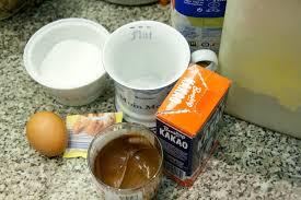 schokoladiger mikrowellenkuchen mit nutella vanillakitchen