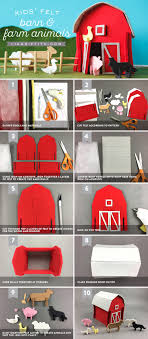 DIY Felt Farm Tutorial With Barn And Animals Old Poultry Barn Ceremony Custom Home Country Fniture Ideas 12 Best Trunk Or Treat Ideas Images On Pinterest Church Best 25 Pole Barn House Kits Home Toy Great Gift Idea For A Kid That Has Lots Of Tractors Red Arts Crafts Festival Henry Smith Eyvind Earle And Tree 1974 Oer Winter Large 3d Standup Orientaltradingcom Crestmont Unique Reclaimed Wood Signs 320 Farm Theme Acvities Crafts Preschool Farm
