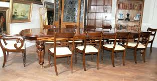 Victorian Dining Set Room Chairs