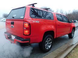 2018 Used Chevrolet Colorado 4WD Crew Cab 128.3