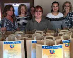 Ocean City Home Bank Employees Provide Meals to Over 90 Families