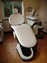 Dental Chair Upholstery Service by Sadlers Upholstery Dental Chair Specialists