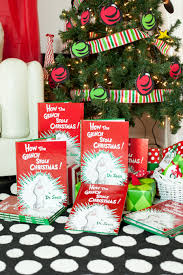 The Grinch Xmas Tree by A Grinchmas Party Frog Prince Paperie
