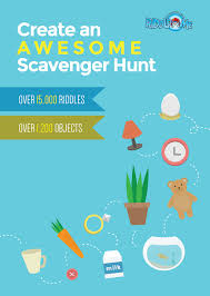 Halloween Scavenger Hunt Clues Indoor by Fun Scavenger Hunt Ideas For Your Kids Riddle Me