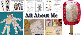 All About Me Activities Lessons And Crafts For Preschool Kindergarten