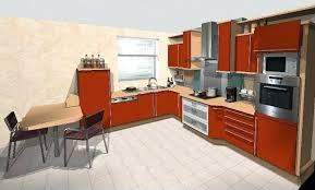 logiciel cuisine 3d professionnel davaus plan de cuisine en u